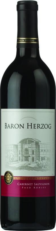 Baron Herzog Cabernet Sauvignon, USA