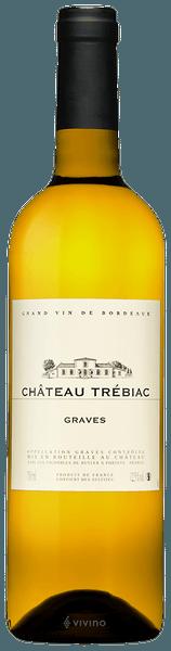 Château Trebiac, Graves Blanc, Bordeaux, France