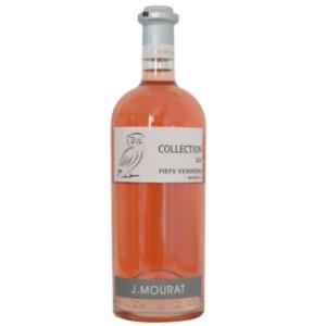 Domaine J.Mourat, Rose, Collection Fiefs Vendéens