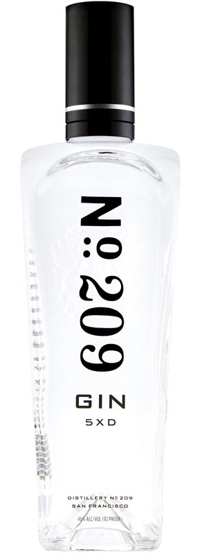 Number 209 Gin