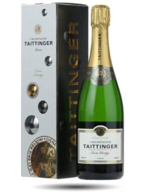 Taittinger Cuvee Prestige, Brut Champagne