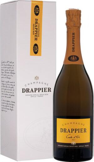 Drappier Carte d'Or Brut Champagne, France