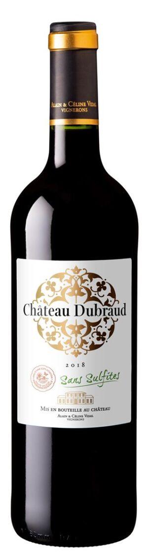 Château Dubraud Blaye, Côtes de Bordeaux AOP Red