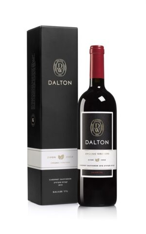 Dalton Single Vineyard, Organic, Cabernet Sauvignon