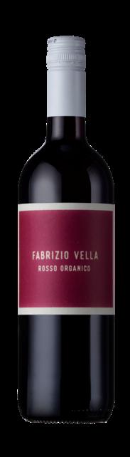 Fabrizio Vella, Rosso Organico, IGP, Sicily, Italy
