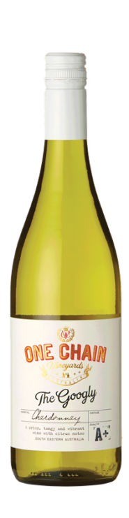 The Googly Chardonnay, One Chain Vineyards