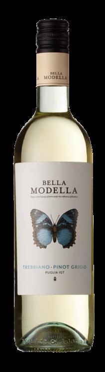 Bella Modella, Trebbiano, Pinot Grigio, Puglia, IGT