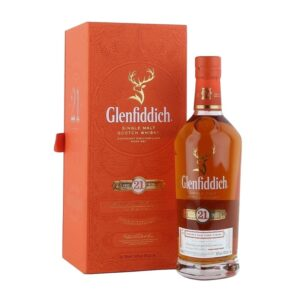 Glenfiddich 21 Year Old, Reserva, Whisky