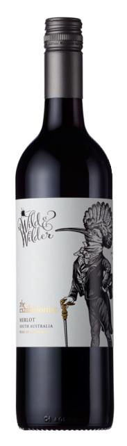 The Exhibitionist Merlot, Wild & Wilder