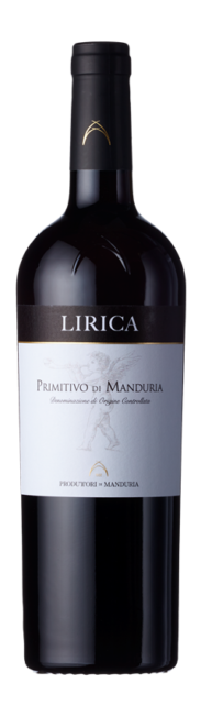 Lirica, Primitivo di Manduria, DOC, Italy