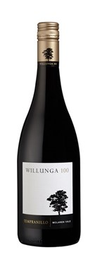 Willunga 100, McLaren Vale Tempranillo, Australia