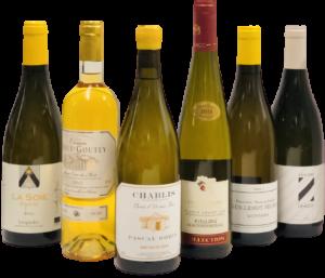 Mixed Case, Fine White Wine, France