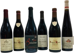 Mighty Red Mixed Case, Fine Red Wine, France