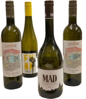Mixed Case, White Wine With Character